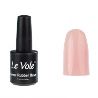 Cover Rubber base Peachpuff Shimmer (9ml)