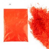 Пигмент 24 Orange red (100g)